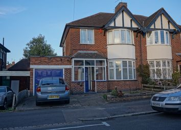 Thumbnail 3 bed semi-detached house for sale in Barbara Avenue, Leicester