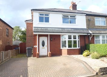 Thumbnail 4 bed semi-detached house for sale in Nelson Avenue, Leyland