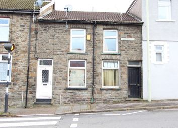 Thumbnail 1 bed terraced house for sale in Swan Terrace -, Tonypandy