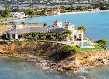 Thumbnail 4 bedroom villa for sale in Ocean Grand Estate House, Corbison Point, Antigua And Barbuda