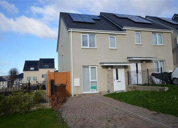 Thumbnail 2 bedroom semi-detached house for sale in Woodville Road, Plymouth, Devon