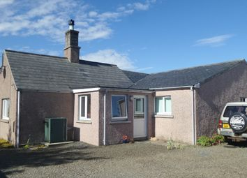 Thumbnail 4 bed detached bungalow for sale in Lyth, Wick