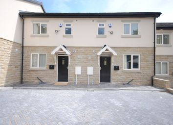 Thumbnail Town house to rent in Pollits Farm Close, Westwood Park, Bradford