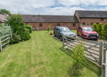 Thumbnail 2 bed barn conversion to rent in Longnor, Shrewsbury