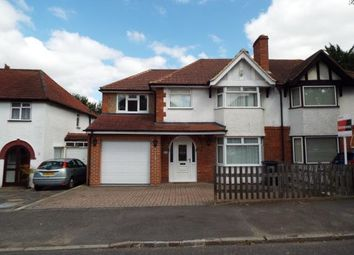 Thumbnail 4 bed semi-detached house for sale in Upper Selsdon Road, South Croydon