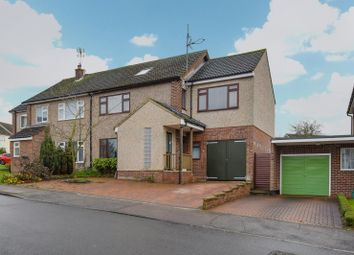 5 bed semi-detached house for sale in Rylstone Way, Saffron Walden, Essex CB11