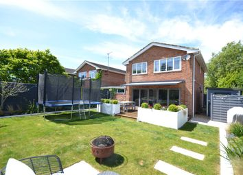 4 bed link-detached house for sale in Silver Park Close, Church Crookham, Fleet GU52