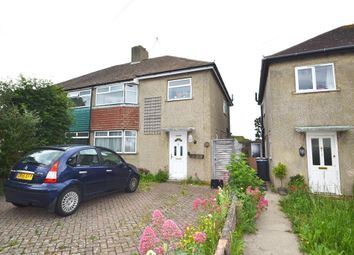 Thumbnail 3 bed semi-detached house for sale in Bushby Close, Sompting, West Sussex