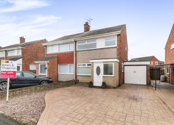 Thumbnail 3 bed semi-detached house for sale in Yeoman Way, Great Sutton, Ellesmere Port