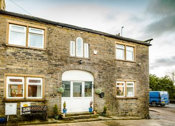 Thumbnail 3 bed barn conversion for sale in Mount Zion Barn, Upper Brockholes, Halifax
