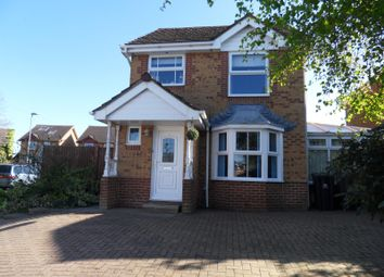 Thumbnail 4 bedroom detached house for sale in Humber Road, Ferndown