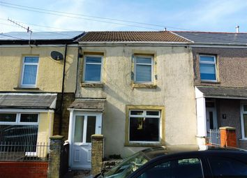 Thumbnail 2 bedroom flat for sale in Magazine Street, Caerau, Maesteg