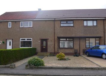 Thumbnail 2 bed terraced house for sale in Biggart Road, Prestwick
