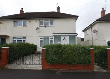 Thumbnail 2 bed semi-detached house for sale in Bangham Pit Road, Northfield, Birmingham, West Midlands