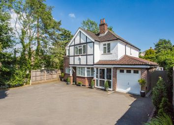Thumbnail 4 bed detached house for sale in Nork Way, Banstead, Surrey