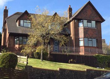 Thumbnail 5 bed detached house for sale in Rural Way, Tycoch, Swansea
