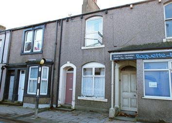 Thumbnail 2 bed terraced house for sale in King Street, Aspatria, Cumbria