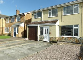 Thumbnail 5 bedroom semi-detached house for sale in Parkstone Road, Syston, Leicester, Leicestershire