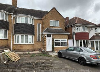 Thumbnail 3 bed semi-detached house to rent in Manor House Lane, South Yardley