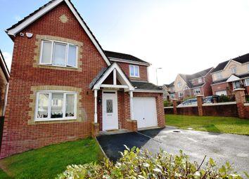 Thumbnail 4 bed detached house for sale in Burnet Drive, Pontllanfraith, Blackwood, Caerffili