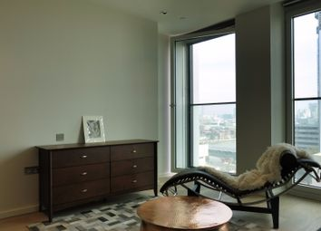 Thumbnail 1 bed flat for sale in Broadwall, London