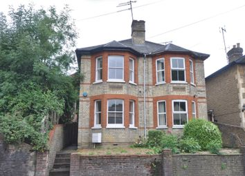 Thumbnail 2 bed semi-detached house to rent in Hadham Road, Bishop's Stortford