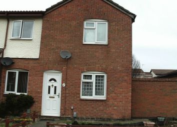 Thumbnail 2 bed end terrace house to rent in Twinwood Road, Clapham, Bedford