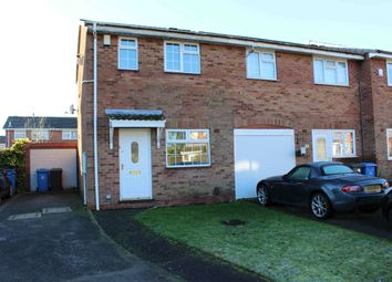 Thumbnail 2 bed town house to rent in Ibsley Close, Alvaston, Derby