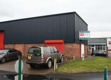 Thumbnail Light industrial for sale in Union Close, Tamworth