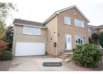 Thumbnail 5 bed detached house to rent in Crowden Walk, Barnsley