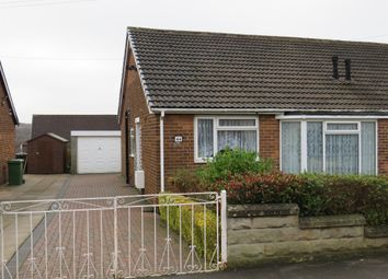 Thumbnail 2 bedroom semi-detached bungalow for sale in Temple Grove, Leeds