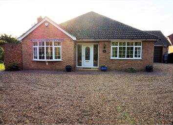Thumbnail 5 bedroom detached bungalow for sale in Banks Lane, Sleaford