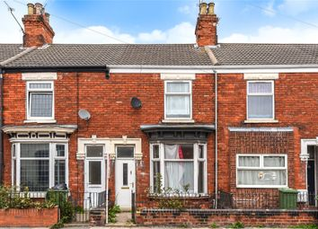 Thumbnail 2 bed terraced house for sale in Oxford Street, Grimsby