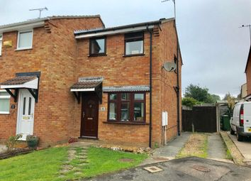 2 bed semi-detached house to rent in Bayswater Drive, Glen Parva, Leicester LE2
