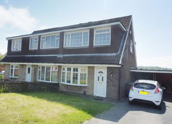 Thumbnail 3 bed property to rent in Woodlea Grove, Yeadon, Leeds