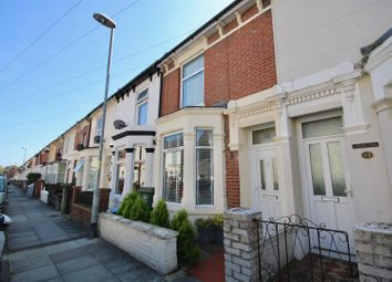 Thumbnail 3 bed terraced house to rent in Byron Road, Portsmouth