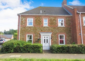Thumbnail 3 bedroom semi-detached house for sale in Station Road, Snettisham, King's Lynn