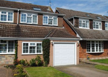 Thumbnail 5 bed semi-detached house for sale in The Cobbles, Upminster