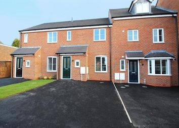 Thumbnail 3 bed terraced house for sale in Spring Lane, Pelsall, Walsall