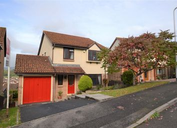Thumbnail 4 bed detached house for sale in Waldon Close, Chaddlewood, Plymouth