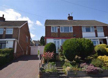 Thumbnail 3 bed semi-detached house for sale in Glenmarsh Close, Higher Bebington, Merseyside