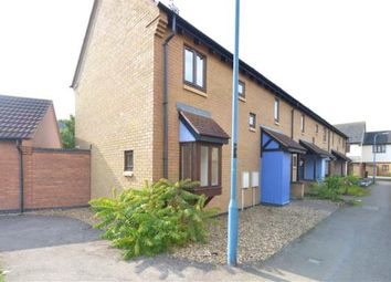 Thumbnail 3 bed end terrace house for sale in Ardley Mews, Broughton, Milton Keynes
