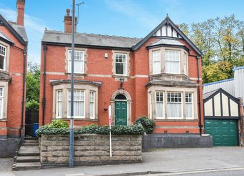 Thumbnail 5 bed detached house for sale in Burton Road, Littleover, Derby