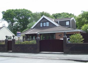 Thumbnail 4 bedroom detached bungalow for sale in Gorwydd Road, Gowerton, Swansea