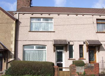 Thumbnail 2 bed terraced house for sale in Wood Street, Port Talbot