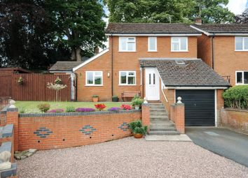 Thumbnail 3 bed detached house for sale in Bradnor View Close, Kington