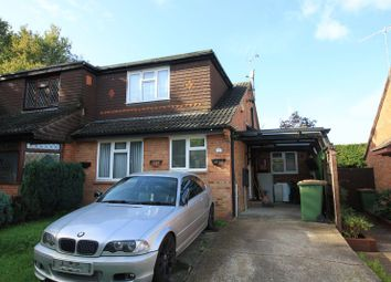 Thumbnail 3 bed semi-detached house for sale in Rowan Gardens, Hedge End, Southampton