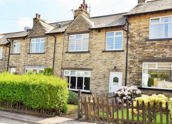 Thumbnail 4 bed town house for sale in Wade House Avenue, Shelf, Halifax