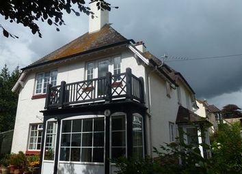 Thumbnail 2 bed flat to rent in Roselands, Sidmouth