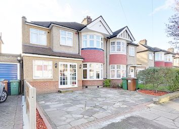 Thumbnail 5 bed semi-detached house for sale in Elm Drive, North Harrow, Harrow